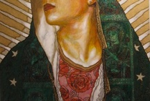 George Yepes-Swords,Thorns'n'Roses-Our Ladies And Lords Of Thousands Sorrows-one for each of them