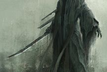 Warrior of death..