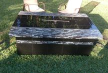 Fire Tables by Aqua Fire Pit / New designs and concepts from your Fire Kings