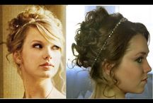 up-do ideas / prom hairstyles, updo hairstyles, long hairstyles, hair, wedding hairstyles