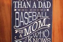 Baseball Mom / by Nikki Hilbert