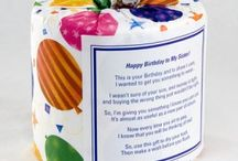 Birthday Ideas! / by Amy Chase Blue