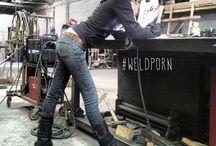 Welding girls