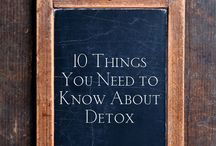 Health: Detoxing and Reducing Inflammation