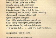 WORDS / by Amanda Kristen