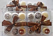 alfajores decorados