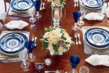 Table settings / by Kholud Albassam