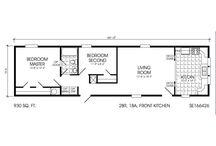 mobile houses floor plans