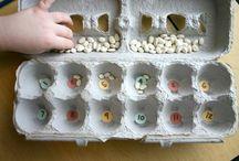 Preschool math / by Shirlene Law