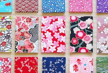 japán tradícionális minták