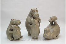 ceramics and character design