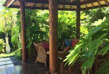 Bali hut ideas