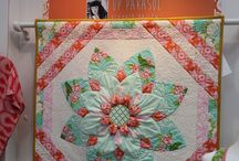 Quilts - Flower / Quilts with flowers in them