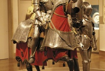 Knights in shiny armour