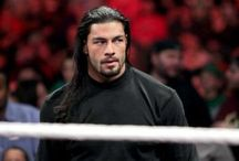 Roman Reigns / by Kerry Fisher