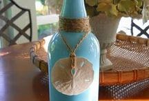 Painted bottles / by Just For Me-Mi Jewelry