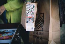 Mercado Manual | Fotos / Fotos de nossas edições do Mercado Manual, no MCB