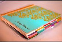 Crafts- Erin C Life Planner / by Cherie Ryan