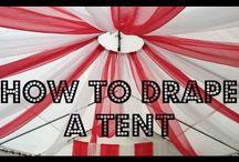 how to drape