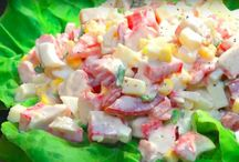 Salade de goberge