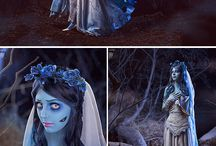 Costume - Corpse bride (Emily) / Ideas and inspiration
