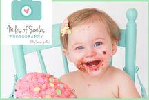 birthday party ideas / My little princess 1st birthday