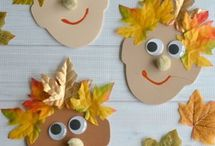 Fall Children Crafts