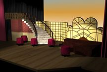 bugsy  Malone / Set and costumes