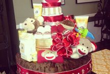 Diaper Cakes / Baby mommas love them  / by EXIT 13 Haunted attraction