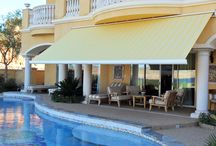 Retractable Awnings / Polar Shades is proud to offer you a full line of Select Retractable Awnings that will enhance the beauty of your home and allow you to expand beyond your home's interior boundaries by turning your deck or patio into added living space.
