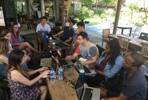 Tribewanted Bali / Startups, culture, positive tourism & a cool location - why wouldn't you join us!