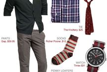 Mens Styles / by Amie Seoudy