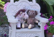 Our Children's Furniture / Children's Furniture, Children's Garden Furniture, Personalization, Animals,