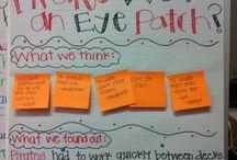 Logical reasoning/thinking skills/investigation