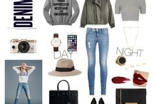 My Polyvore Finds / Fashion styling
