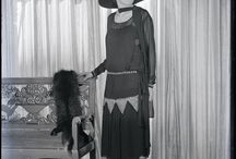 1920s Wmn - Day c1925 / Household and afternoon fashions from approximately 1925