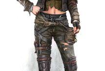 (Fallout) Style (Mercenaries)