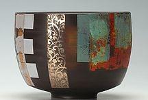 Clay, ceramics, pottery