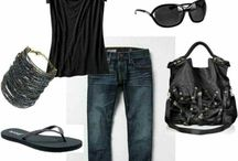 Outfit ideas wearing black