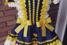 lindo vestido amrelo