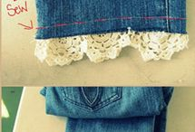 Clothing Tutorial! / by Rosa Alamo