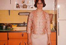 Birkwood 1960s kitchen inspiration.