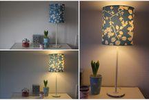 Lampenschirm selbst gemacht