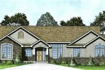 House Plans / by Melissa Tew