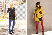 Outfits - ColoredTights