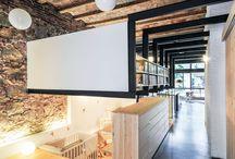 Mezzanines / Etages