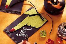 Halloween Invite Green Hand