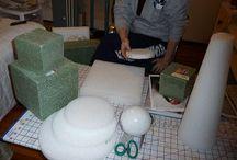 Millinery - DIY hat blocks