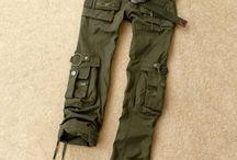 Post-apoc pants