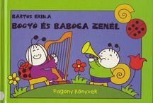 Bartos Erika könyvek